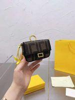 Kleine chian taschen frauen umhängetasche luxus designer mini geldbörse nette pocket crossbody messenger lady packs beauty pack mit box