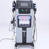 9 em 1 máquina de limpeza facial da pele Máquina multifuncional da dermoabrasão da água para o tratamento da pele