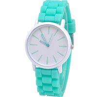 Homens de luxo e relógios das mulheres Designer marca relógios Montre Quartz en Silicone derramar femmes, Montre-Bracelet La Mode
