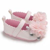 Первые ходунки Bekamile Princess Shoes Baby Girl Moccasins Цветочные Прекрасные Младенческие Обувь Ayakkabi Shl034