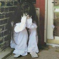 Украшение партии Хэллоуин реквизит голосовой контроль плачет призрак страшно детские украшения декор ужасов DIY