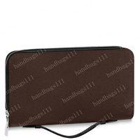 XL محفظة رجل zippy ث الرجال طويل محافظ طية حامل البطاقة جواز السفر النساء مطوية محفظة صور الحقيبة 183 719 # CT01