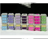 Lipstick Shaped Diamond Lighter Refillable Butane Flame Cigarette Lighters Without Gas Multiple color For Smoking Kitchen Tool