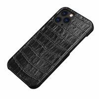 Luxusdesigner Telefon Hüllen für iPhone 12 11 Pro Max XR XS 7/8 SE2 Echtes Leder Mode-Cover für Galaxie S21 S10 Note 20 10 Koffer
