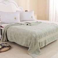 جاكار منشفة فندق بطانية المفرش أغطية السرير الصيف الطفل الفراش ورقة لحاف المعزي للطلاب مراهق