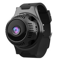 Camcorders 4K HD WiFi Mini Camera Smart Watch 1080P IR Night Vision Video Recorder Camcorder Motion Detection Micro-Cam Bracelet