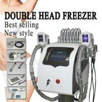 2021 High Quality Fat Freezing Machine Lipolaser Cryotherapy Lipo Laser Ultrasonic Cavitation RF Slimming Machine