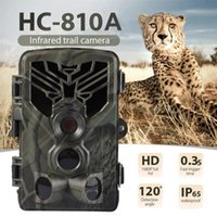 HC-810A 1080P 20MP HD Jagd Wildlife Kamera Scouting Trail Camera Wildview Nachtsicht Wild Tracking Cam für die Jagd