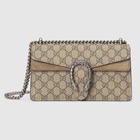 Kadınlar için En Kaliteli Omuz Çantaları Yaz Dionysus Parker Çanta Hobos Zincir Crossbody Çanta