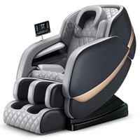 마사지 의자 럭셔리 무중력 4D 전기 난방 진동 전신 의자 6688A