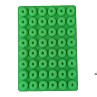 Donut Silicone Mold Bakeware Mini 48 Hole Ice Cube Mould Chocolate Biscuit Cake Molds Kitchen Baking Donuts Pan MouldsFWE8752