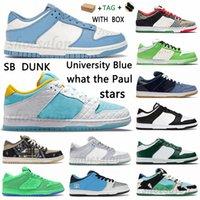 Dunk Chunky Dunky SB scarpe da corsa a basso costo per gli uomini Donne Dunks Stars Kentucky Università rossa Green Bear Syracuse San Valentino Day Womens Trainer Sneakers sportivi