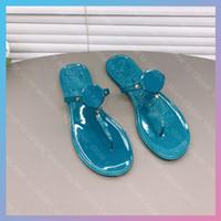 Düz Sandalet Luxurys Tasarımcılar Kadın Sandalet Slaytlar Plaj Kaydırıcılar Platformu Sandalias Takozlar Sandale Ayakkabı Lüks Slide des Sandales Flip Ne