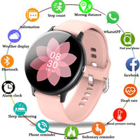 Gejian Senhoras Telefone Smart Watch Watch Waterproof À Prova D 'Água Fitness Watch Health Rastreador New Music Player SmartWatch Men