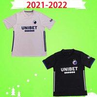 2021 2022 Copenhagen Futebol Jerseys Home Away White Black Wind Singh Stage Lerager Camisa de Futebol Khocholava Wilczek Zeca Maillots De Foot Uniformes S-2XL