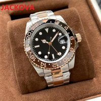 Top Fashion Mens Automatic Mechanical Watches 40mm 316L Stainless Steel Wristwatch Men Wristwatches Perfect Quality Montre De Luxe Man Gifts