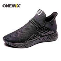ONEMIX 2019 New Men Road Running Shoes Air Mesh Men sneakers Light Running Shoes For Men Outdoor Walking Shoes Women Size 35-46