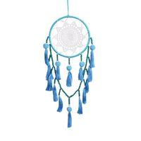 Sogni stranieri nappa tessitura Dreamcatcher Fashion Feather Dream Catcher Handicraft Pendente Pendente Appeso Della Stanza Decorazione tessuta HHC6629