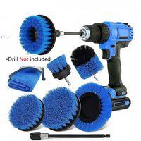 Power Scrub Pinsel Kopf Bohrer Reinigungsbürsten für Badezimmer Dusche Tile Mörtel Schnurlose Kräfte Wäscher OWF10205