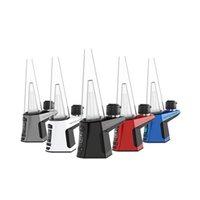 Smoking Glass Bongs MINGVAPE LUXO Enail Kit Wax Concentrate Shatter Budder Dab Rig Vape Mod 4 Heat Settings Temperature Control Dabcool W2
