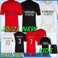Thai 2021 Top SL Neue Fußball-Trikots Pizzi Waldschmidt SEEFEROVIC TODIBO EVERTON VERTONGHEN RAFA A.Almeida Männer Kinder Fußball-Hemd-Uniformen