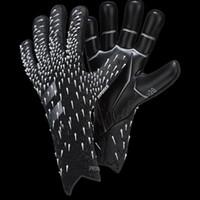2022 تصميم جديد المهنية قفازات المرمى كرة القدم قفازات اللاتكس دون حماية الأصابع الأطفال الكبار قفازات حارس المرمى كرة القدم