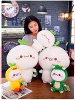 25-65cm Kawaii Funny Dumpling Toys Stuffed Lovely Animal Plush Doll for Kids Children Girls Soft Cartoon Pillow Gift