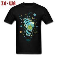 CCCCSPortorgnico Kafatası Tasarım Üst T-Shirt 100% Pamuk Yaz / Sonbahar Tees Özel Giyim Teeshirt Crewneck Hayır Düğme Tasarım T Gömlek