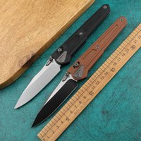 Heron-k K110 - Folding Blade Knife, Micta Handle, Used for Camping, Hunting, Outdoor Fishing, Survival, EDC Tactical Tools