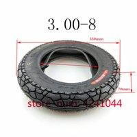 Motorradräder Reifen Hochwertige 3,00-8 Reifen 300-8 Roller Reifen Innenrohr für Mobilitätsroller 4ply Cruise Mini