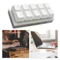 Keyboard Covers Programmable Mechanical 10 Keys Macro Keypad Swap Shortcut Usb Diy Programming For Outemu H4b7