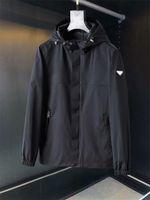 mens jacket women girl Coat Production Hooded Jackets With Letters Windbreaker Zipper Hoodies For Men Sportwear Tops Clothing#007