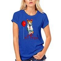 Мужские футболки котенка котенка котенка котенка ужас кошка футболка мужчин женщин тройник для молодежи среднего возраста старый