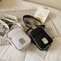 2021 Mens Shoulder Bags Canvas Leather Designers Messenger Bag Famous Trip Postman Classic Handbag Briefcase Crossbody Good quality Wallet