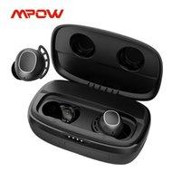 Tws BluetoothイヤホンM30 / M30プラス真実のワイヤレスイヤホンヘッドフォン、スポーツを実行するためのディープベースサウンドIPX7