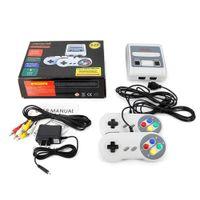 Super Classic 8 بت نظام الترفيه الرجعية 620 مصغرة ألعاب التلفزيون وحدة بروتابل لعبة اللاعبين ل nes gamepad