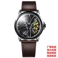 Luxury watches Designer watch Brand table watch men's fashion belt tire creative design hip hop cool clothes force quartz man