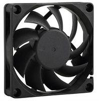 40mm 4 cm Ultra Sessiz Bilgisayar PC Durumda Soğutma Fanı 5 V / 12 V / 24 V Kauçuk Sessiz Molex Konnektör 3 / 4Pin Fiş Fanlar Soğutucu