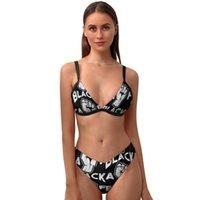 One-Piece Suits African Bikini Swimsuit High Cut Swimwear Festival Women In Bulk Two Piece Bathing Suit