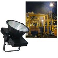 Torre Grua Lâmpada 100-305V 200W 300W 400W 600W 800W 1000W LED Holofotes Alta Baía Industrail luzes Cree Chip Flood Light Crestech168