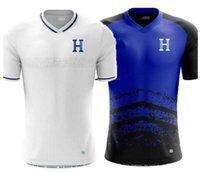 República de Honduras Jerseys de football 2021 2022 López Castillo Garcia Maillot Beckeles Lozano 7 Izaguirre Home Camisetas de Fútbol 3ème Shirt de football Thaïlande