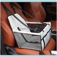 Dog Supplies Home & Gardendog Car Seat Ers Soft Pet Carriers Bag Travel Er Folding Hammock Carrying For Cats Dogs1 Drop Delivery 2021 Mihk9