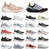 adidas ultra 6.0 boost ultraboost 21 Top Qualité 2021 Chaussures De Course Pulse Aqua Noir Carbone Écarlate Rose Orange Denim Volt Hommes Femmes Baskets Baskets 36-45