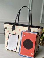 Nova Moda Mm Real Lady Embreagem Handbags Pochette Carteira Senhoras Sacos Saco Feminino Com Elather Tote Bolsa de Ombro Multi Womens Shopping EJQC