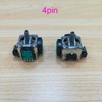 تحكم ألعاب المقود جبال الألب الأصلي ل ps3 3d عصا التحكم التناظرية thumbsticks عصا وحدة الروك 4pin تحكم dualshock 3 100 قطعة / الوحدة