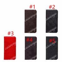 Moda Telefon Kılıfları Için iPhone 12 Pro Max 11 11Pro 11promax 7 8 P X XR XS XSMAX Durumda PU Leatherr Telefon Kapak B06 - # 1-5