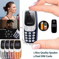 Mini Thumb Portable Micro Mobile Phone Wireless GSM Dual Sim BM70 Multi-Language Small Smart Phones Dial Phone Calls