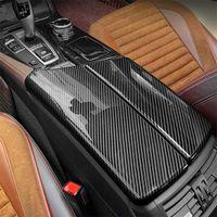 Zubehör für BMW 3 4 5 7 Serie GT X5 x6 x7 E70 F10 F15 F30 G05 G20 G30 Car Steigung Aufräumen Armlehnenkasten Aufkleber Abdeckung