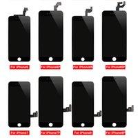 iPhone 6 6S 7 8 7 플러스 8Plus LCD 디스플레이 터치 스크린 디지타이저 어셈블리 아이폰 7 LCD 교체 4.7 인치 100 % 테스트