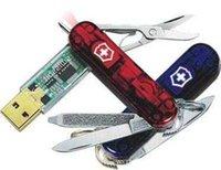 Multi high-end function U disk military knife Swiss 1g2g4g8g16g32g64g12